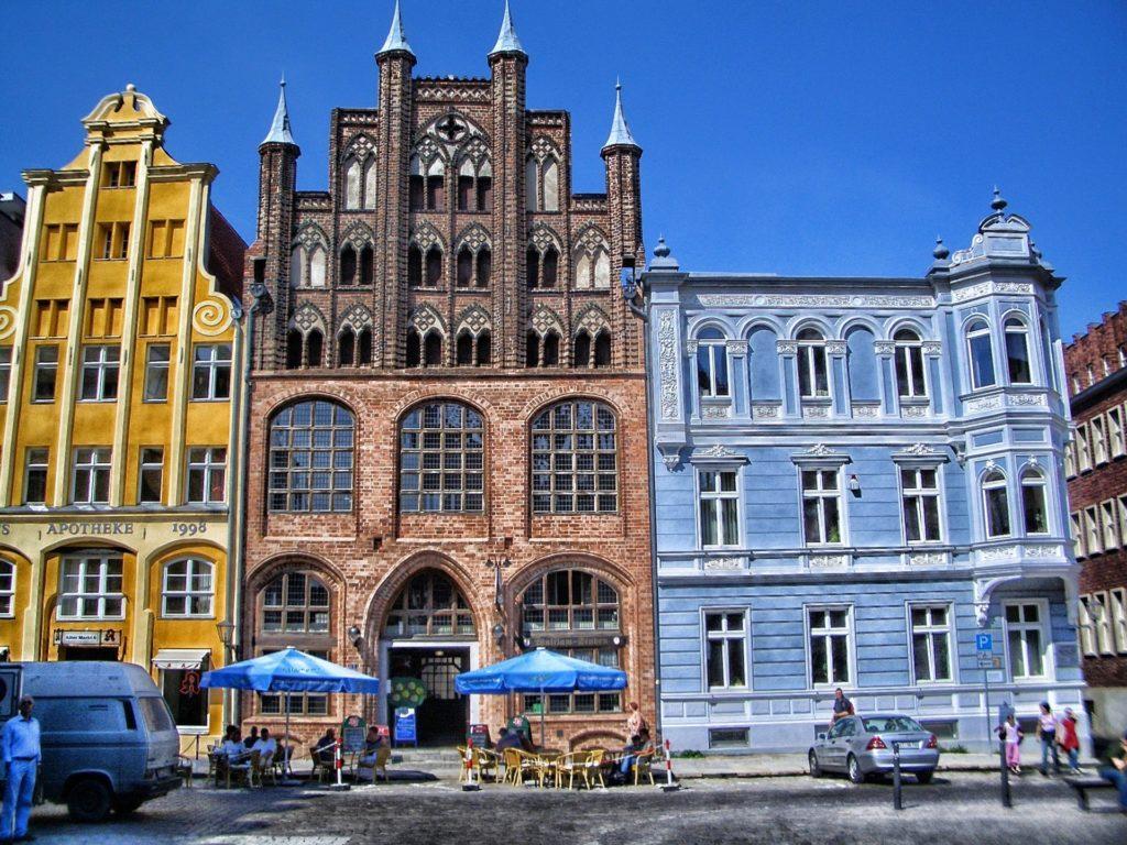 Die wundervolle Altstadt von Stralsund, UNESCO-Weltkulturerbe