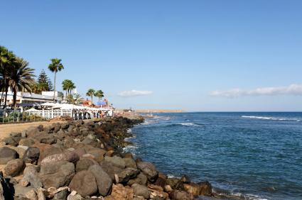 Maspalomas / Gran Canaria Dieses Foto ist zu kaufen ©iStockphoto.com/donstock