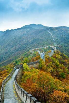 Die Chinesische Mauer, China